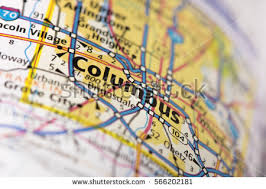 map of columbus columbus ohio map stock images royalty free images vectors