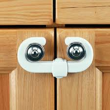 Kitchen Cabinet Door Locks Cabinet Door Lock Baby Safety Kitchen Pinterest Baby Safety