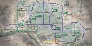 Map Of Arizona Highways by Gila River Indian Community Sues Az Department Of Transportation