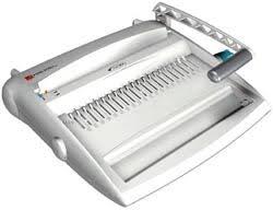 acco rexel cb305 comb binder u2013 mabco