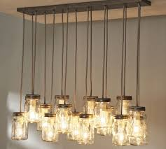 Shabby Chic Kitchen Lighting by This Jar Pendant From Is Pottery Barn But I U0027m Thinking Why Not