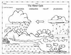 how clouds form cloud worksheets and water cycle