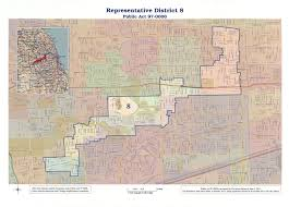Chicago By Zip Code Map by La Shawn K Ford 8th District Communities