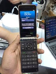 android flip phone usa samsung galaxy golden dual screen android flip phone now available