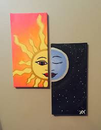 we live by the sun we feel by the moon art pinterest sun