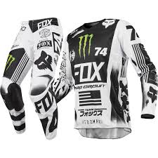 fox motocross gear new fox racing 2017 mx 180 pro circuit le monster energy motocross
