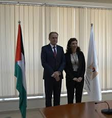 Israel Ministry Of Interior Deputy Minister šrámek Visited The State Of Israel And The