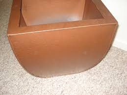 hammered copper large planter project page