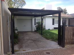 Car Port Roof Flat Outback Carport With Alpine Colour Roofing All Type Roofing