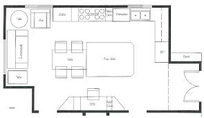 restaurant kitchen layout ideas kitchen floor plan ideas u shaped kitchen floor plans u shaped