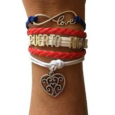 bracelet infinity love images Infinity love for puerto rico puerto rican pride jpeg