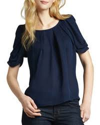 navy blouse navy sleeve blouses for s fashion