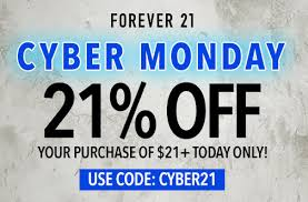 forever 21 cyber monday 2017 ads deals and sales