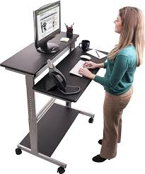 desk chair stand up desk chairs black shelves mobile ergonomic