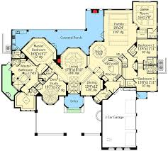 floor plans florida of dreams 63144hd architectural designs house plans