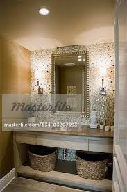 Mosaic Bathroom Mirror Mosaic Tile Bathroom Mirror Home Design