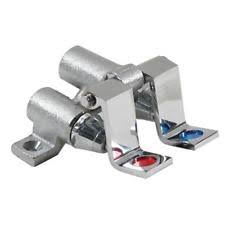 Foot Pedal Faucets Foot Sink Ebay