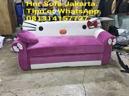 Sofa Bed Anak Murah Sofa Bed Infinity Hello Kitty Sofa Bed Sofa Bed Hello Kitty