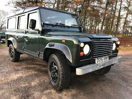 used land rover defender used land rover defender 110 suv 2 5 tdi county 5dr in east