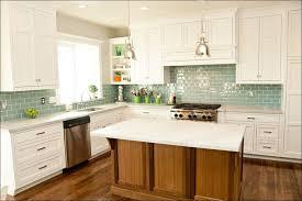 green subway tile kitchen backsplash light blue subway tile kitchen backsplash transitional within idea 1