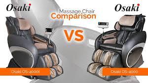 Osaki Os 4000 Massage Chair Review Comparisons