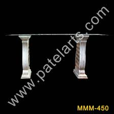 Pedestal Base For Granite Table Marble Table Stand Marble Stand Table Stands Udaipur India