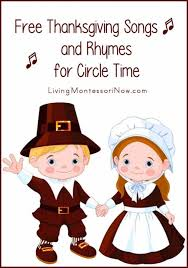 free thanksgiving songs and rhymes for circle time jpg