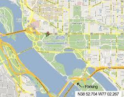 Arlington Cemetery Map Vietnam Memorial Washington Dc National Mall Photo Locations And