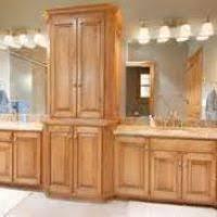 Custom Bathroom Vanities And Cabinets by Order Custom Bathroom Cabinets Hungrylikekevin Com