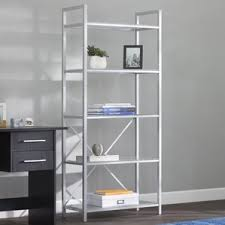 Glass Bookcases Glass Bookcase Bookcases Wood Metal And Glass Crate And Barrel