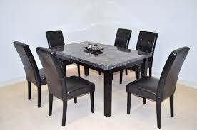 dining room table six chairs black dining sets with 6 chairs dining room ideas