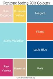 pantone names the top colors for spring 2017 pantone living