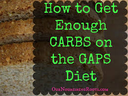 8 ways to get enough carbs on gaps