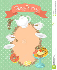Invitation For Cards Party Tea Party Invitation U2013 Gangcraft Net