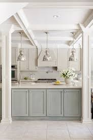 grey kitchen cabinets ideas two tone kitchen cabinet ideas ugly duckling house
