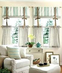 Tie Up Curtains Tie Up Kitchen Curtains Or Valance With Ties Tie Up Window Floral