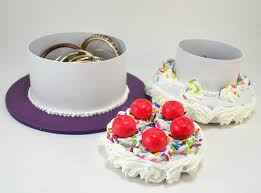 cake jewelry decoden cake jewelry box a bigger