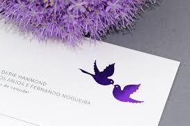 Love Bird Wedding Invitations Love Birds Invitation The Foil Invite Company