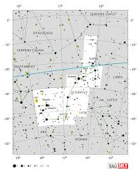 Sky Maps Scorpius Here U0027s Your Constellation Constellations Earthsky