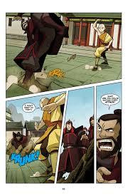 comics free avatar airbender chapter 001
