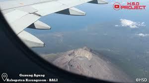 citilink asus zenfone 5 mengudara diatas gunung agung bersama citilink indonesia youtube