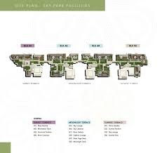 the interlace floor plan waterfront faber