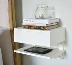 Small Nightstand Table Best 25 Small Nightstand Ideas On Pinterest Bed Side Table
