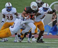 college football utpb merry go round at qb continued in loss to