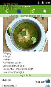 application cuisine android soup recipes for android free at apk here store apkhere