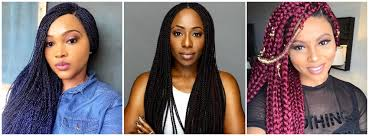 naigerian actresses hairstyles see how your favourite nigerian celebrities have rocked their long