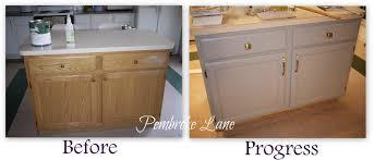 how to customize a kitchen island with trim lost u0026 found