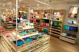 it u0027s here aerie u0027s new store design american eagle blog