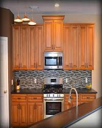 Poplar Kitchen Cabinets by Toffee Cabinets Charleston Toffee Kitchen Cabinets Lily Ann