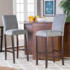 bar stools extra tall wood upholstered bar stools kitchen
